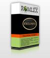 ROMLEX Exclusive weboldal készítés